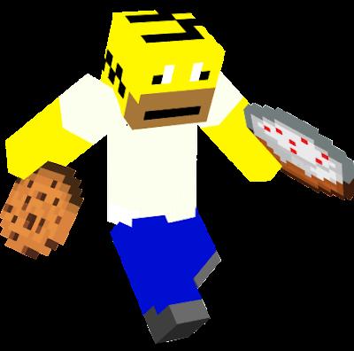 Homer simpson! ima make bart too!