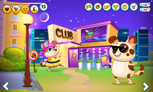 Duddu - My Virtual Pet apkdebit screenshots 4