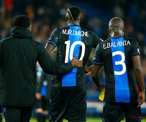 """Vercauteren over penaltygeval Diagne: """"Blij dat hij hier niet zit? Nee, zo denk ik niet, ik hoopte dat Club punt zou pakken"""""""