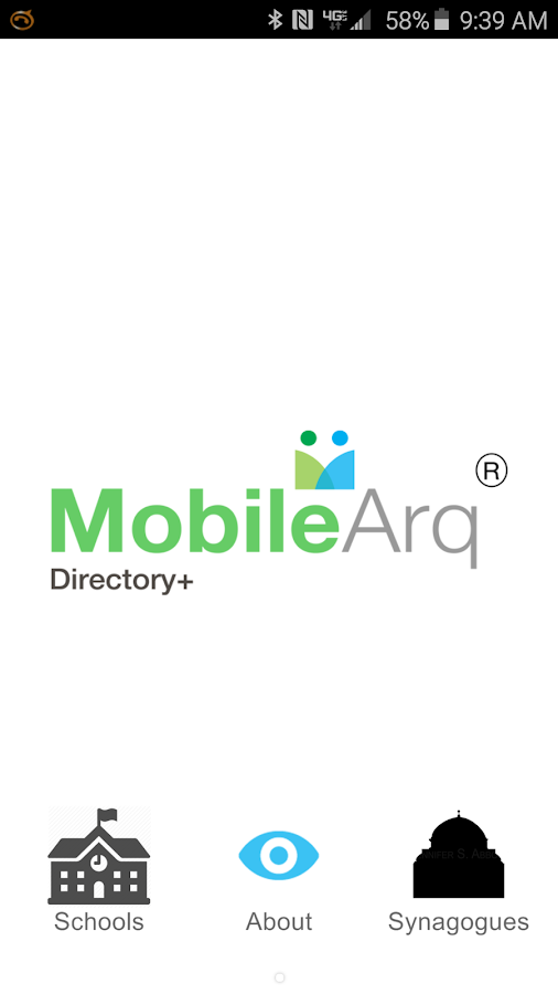 MobileArq School Directory+- screenshot