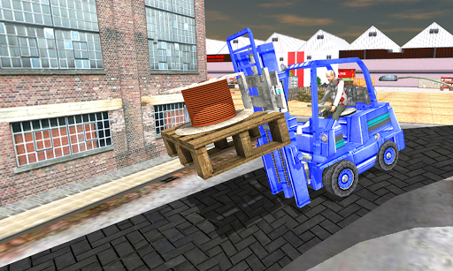 City Cargo Forklift 2017 1.1 screenshots 5