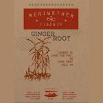 Meriwether Ginger Root
