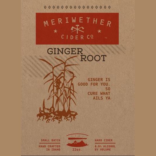 Logo of Meriwether Ginger Root