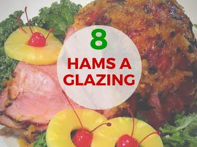 8 Irresistible Glazed Ham Recipes