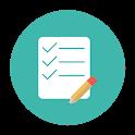 Easy Grocery List Shopping Checklist App icon