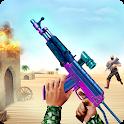 Real Gun Strike - Counter Terrorist Games 2020 icon