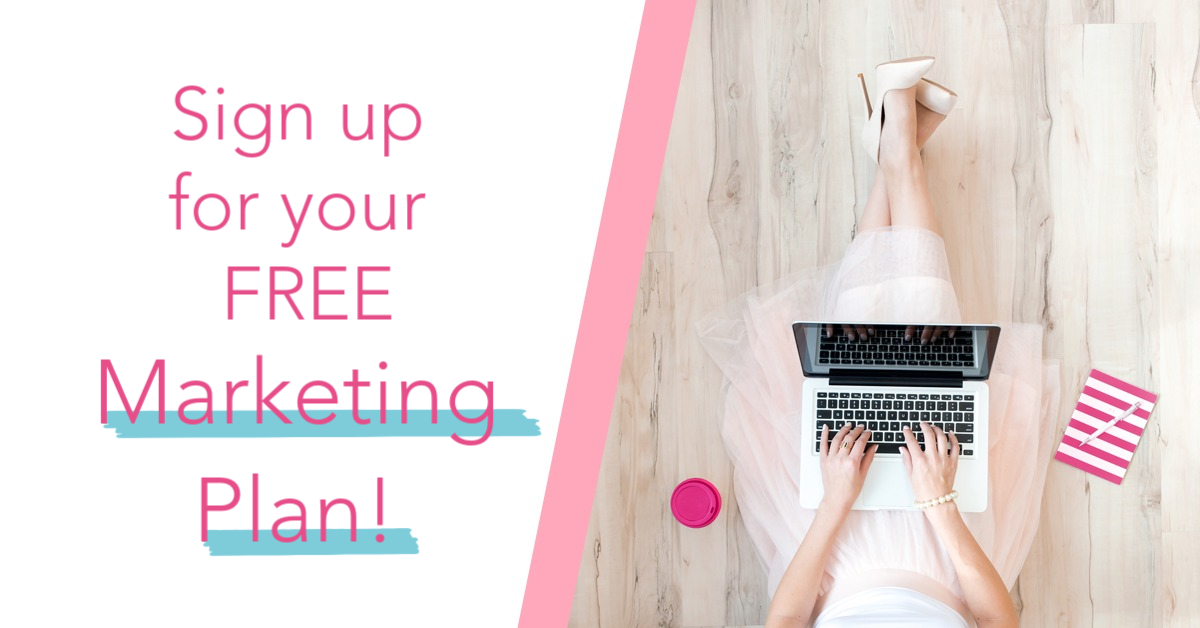 Ready for more customers who love you? SIGN UP for your FREE Brilliant Marketing Plan!