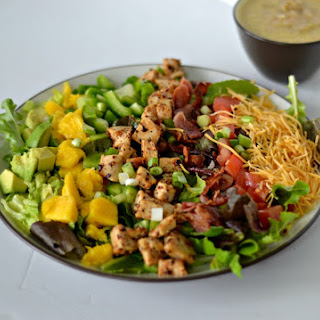 Carribean Cobb Salad