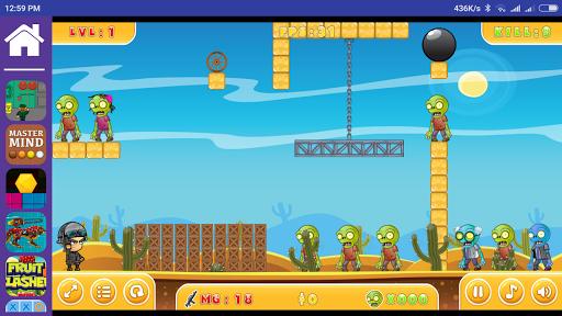 Feenu Games (300 Games in 1App)Works With Internet 1.7.1 screenshots 11