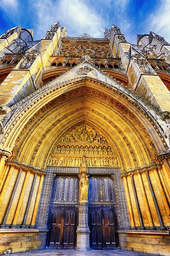 Westminster by Luca Libralato - Buildings & Architecture Public & Historical ( england, london, great britain, westminster )