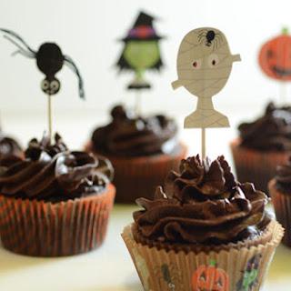 Paleo Halloween Cupcakes Recipe