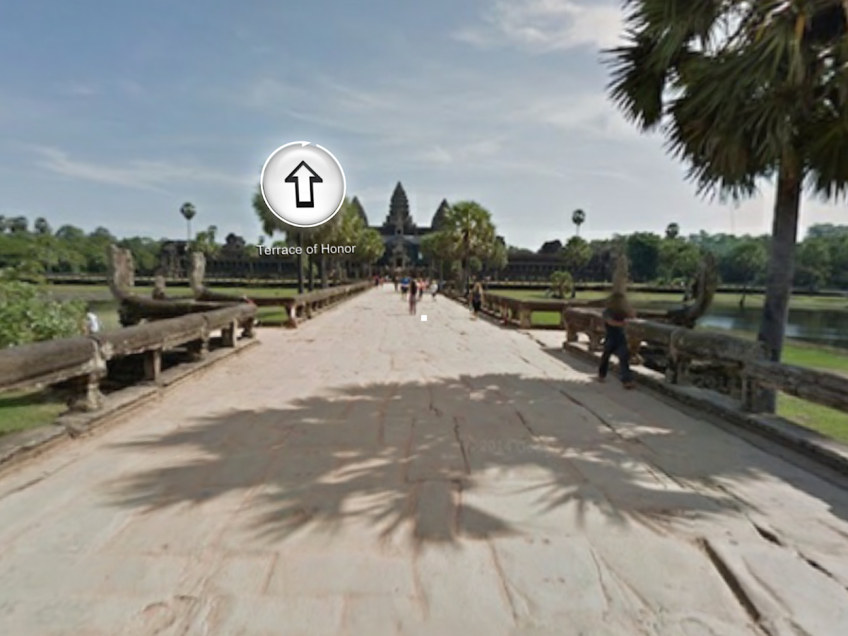 VR Angkor Wat Lite- screenshot