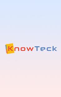 Knowteck - náhled