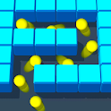 Super Balls - 3D Brick Breaker icon