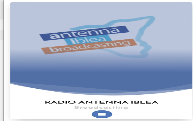 Radio Antenna Iblea