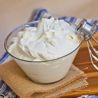 Sugar Free Whipped Cream Frosting Recipes.