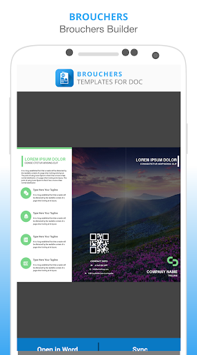 catalog maker create brochure poster catalogue apk 1 7