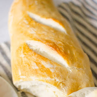 Instant Pot French Bread.