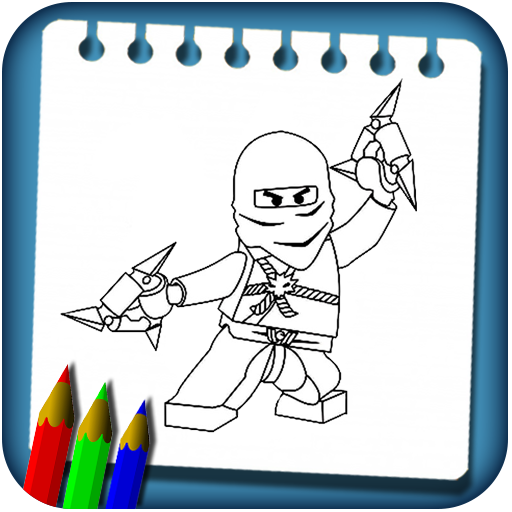 Ninja Coloring Drawing Book New Coloring Pages Aplikasi Di Google Play