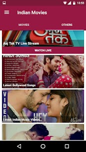 Indian Movies 🇮🇳भारतीय फिल्म, Free Movie & Music App Download For Android 7