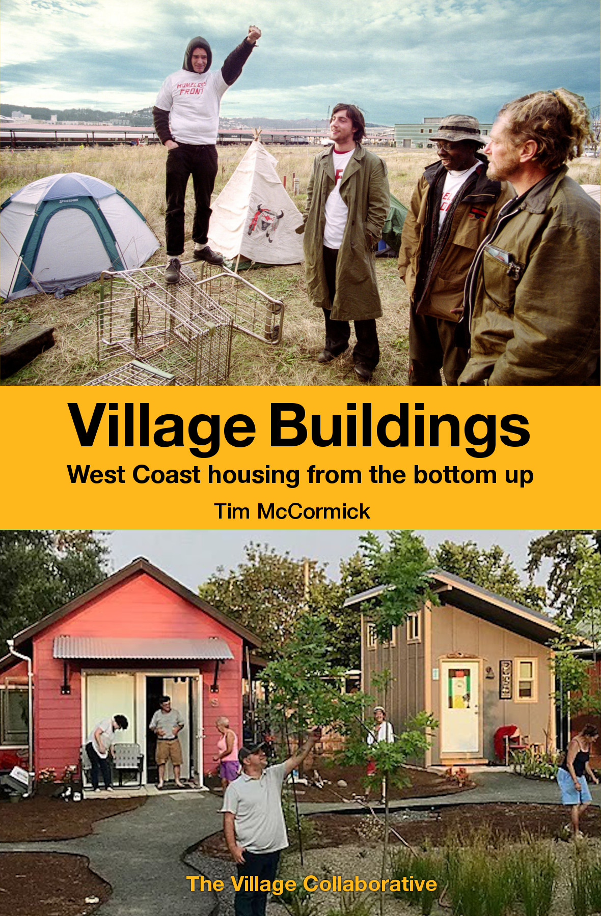 Village Building book cover mockup 3