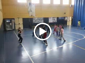 Video: Aerobic con 6º de Primaria