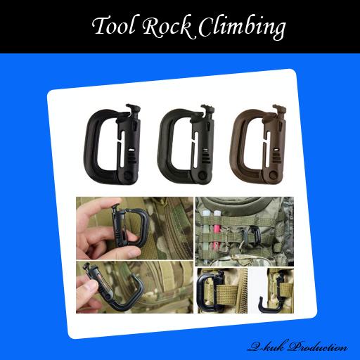 Rock-climbing gear