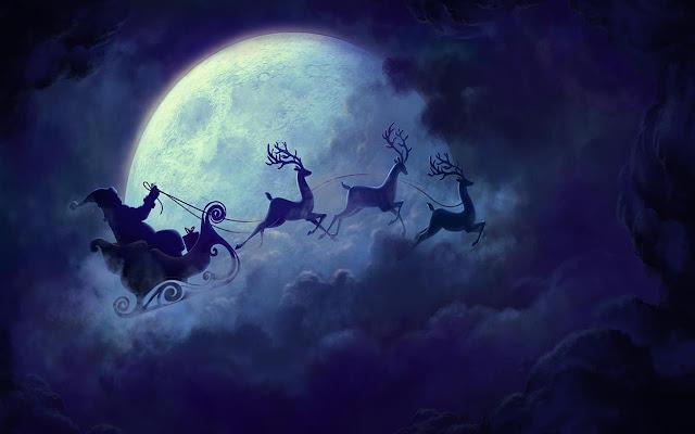 Christmas Full Moon 2020 Christmas (Xmas) and New Year 2020