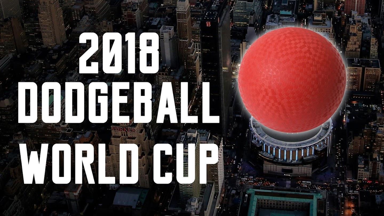 Watch 2018 Dodgeball World Cup live