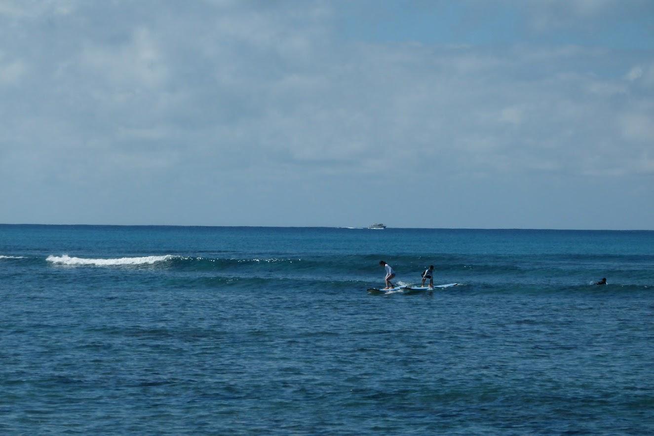 Waikiki - south end