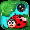 Cool Pic Frames Ladybugs icon