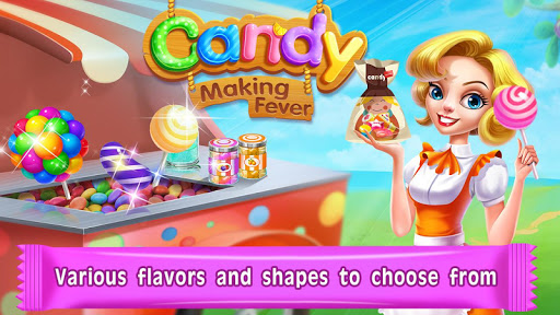 ud83cudf6cud83cudf6cCandy Making Fever - Best Cooking Game modavailable screenshots 22