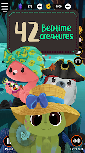 Bedtime Creatures Screenshot