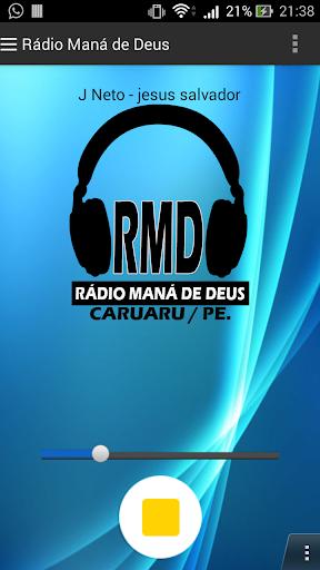 Rádio Maná de Deus