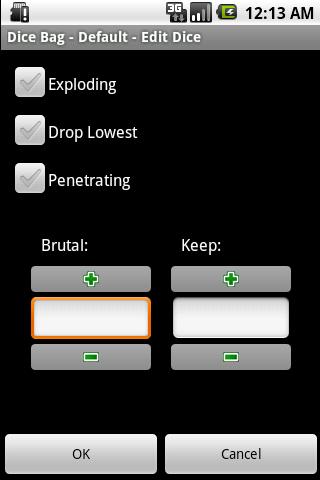 Dice Bag screenshot 3