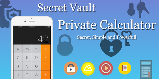 Calculator Vault : Photo,Video & App Hider App Report on