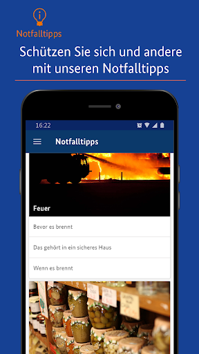 NINA - Die Warn-App des BBK  screenshots 6