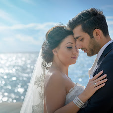 Wedding photographer GIANNIS THEODOSIADIS (GIANNISTHEODOSI). Photo of 12.05.2016