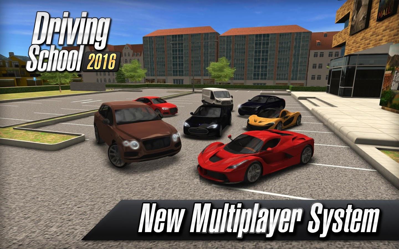 Игра В Симулятор Вождения Белой Машины