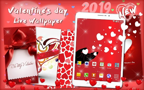 Download Valentines Day Live Wallpaper Love Background Apk Latest