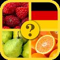 1 Bild 1 Wort : Früchte Quiz icon