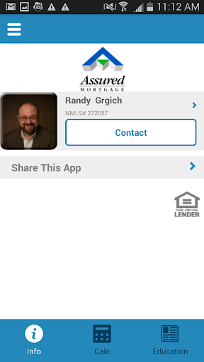 Mortgage Calculator by Randy