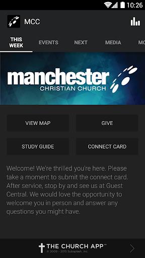 Manchester Christian Church NH