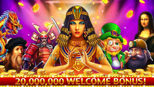 玩免費博奕APP|下載Cleopatra Slots: Vegas Slots app不用錢|硬是要APP