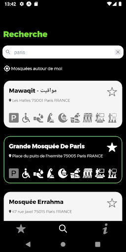 Mawaqit android2mod screenshots 3