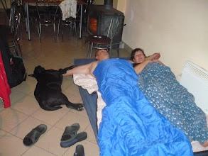 Photo: Oj jacy wszyscy zmęczeni
