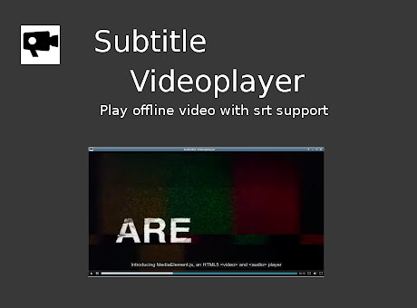Subtitle Videoplayer