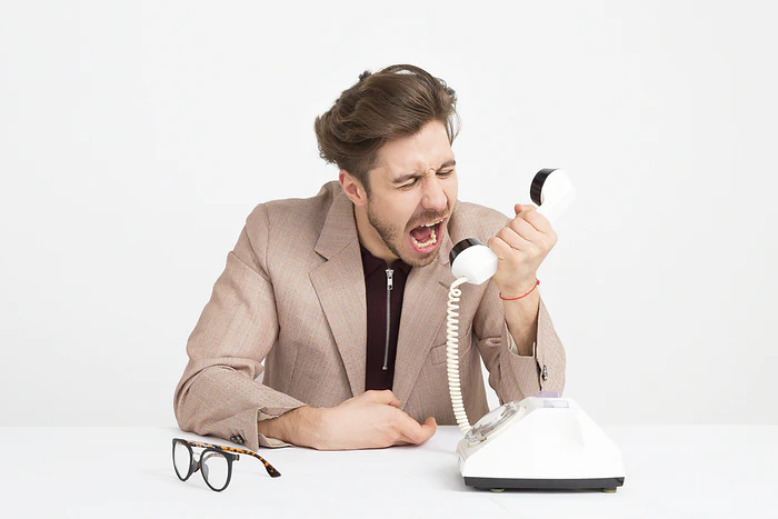How to stop yelling when angry?