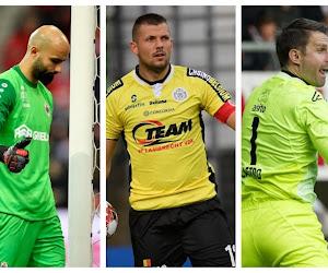 FC Transfervrij: 7 doelmannen met samen meer dan 700 matchen ervaring in België zitten zonder club