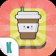 Merge Kawaii Food - Evolution & Clicker Game icon